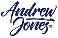 Andrew Jones Music Logo